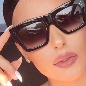 Gorgeous flat top sunglasses 🕶, brand new .